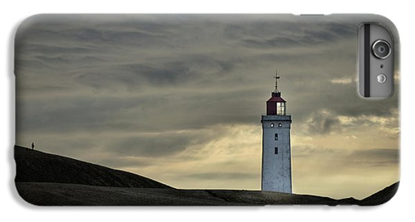 Sand iPhone 8 Plus Case - Abandoned Lighthouse by Lotte Gr?nkj?r