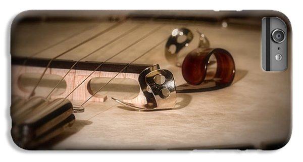 Drum iPhone 8 Plus Case - Banjo by Tom Mc Nemar