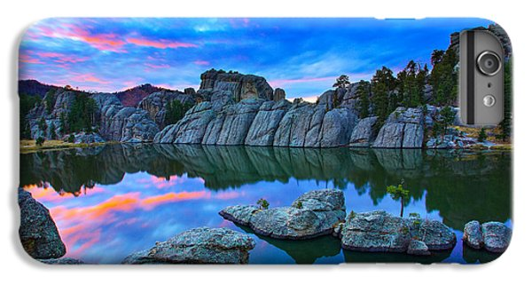 Mountain iPhone 8 Plus Case - Beauty After Dark by Kadek Susanto