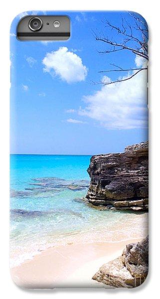 Scuba Diving iPhone 8 Plus Case - Bimini Beach by Carey Chen