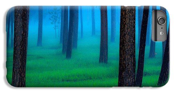 Landscapes iPhone 8 Plus Case - Black Hills Forest by Kadek Susanto