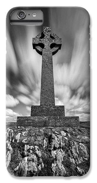 Celtic Cross iPhone 8 Plus Case - Celtic Cross by Dave Bowman