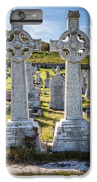 Celtic Cross iPhone 8 Plus Case - Celtic Crosses by Adrian Evans