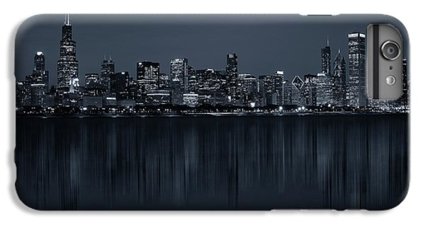 Chicago River iPhone 8 Plus Case - Chicago by C.s. Tjandra
