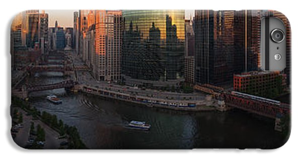Chicago River iPhone 8 Plus Case - Chicago On The River by Steve Gadomski
