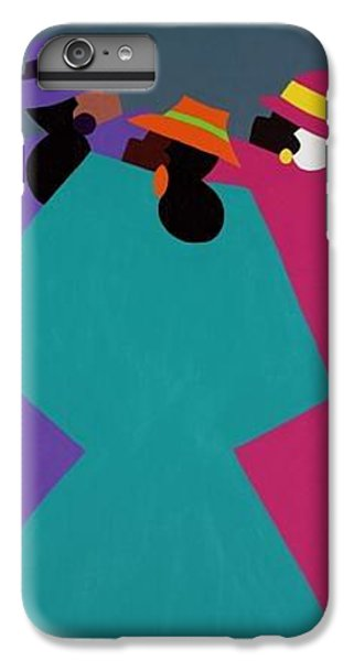 iPhone 8 Plus Case - Church Ladies Too by Synthia SAINT JAMES
