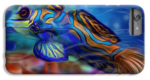 Scuba Diving iPhone 8 Plus Case - Colors Below 2 by Jack Zulli