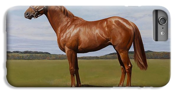 Horse iPhone 8 Plus Case - Colt by Emma Kennaway
