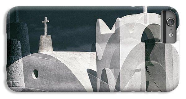 Cross iPhone 8 Plus Case - Cycladen Crosses by Hans-wolfgang Hawerkamp
