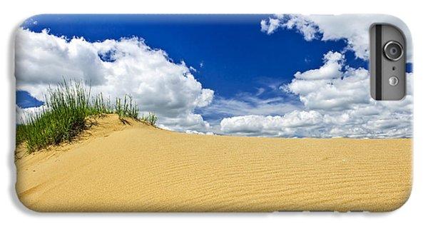 Sand iPhone 8 Plus Case - Desert Landscape In Manitoba by Elena Elisseeva