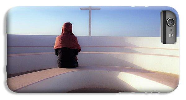 Cross iPhone 8 Plus Case - Devotion by Marc Apers