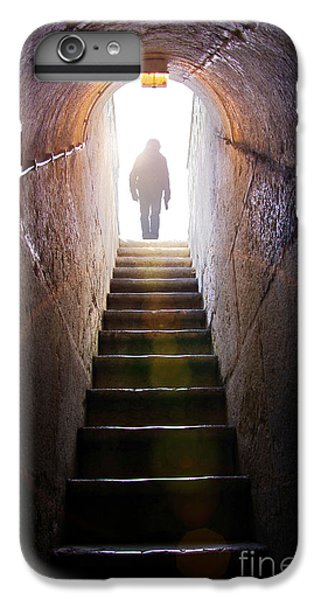 Dungeon iPhone 8 Plus Case - Dungeon Exit by Carlos Caetano