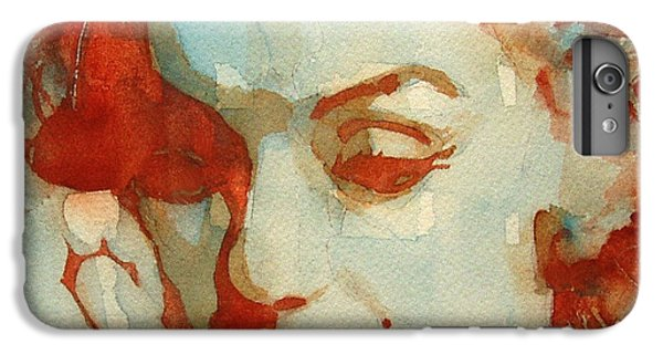 Red iPhone 8 Plus Case - Fragile by Paul Lovering