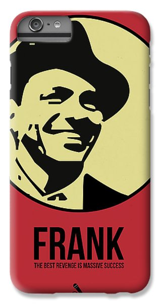 Jazz iPhone 8 Plus Case - Frank Poster 2 by Naxart Studio
