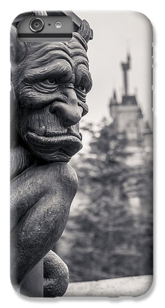 Castle iPhone 8 Plus Case - Gargoyle by Adam Romanowicz