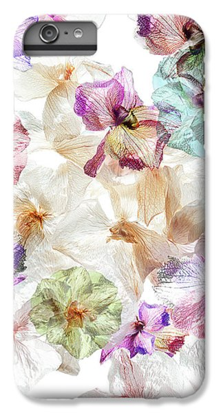 Orchid iPhone 8 Plus Case - Ghost Orchids by Ludmila Shumilova