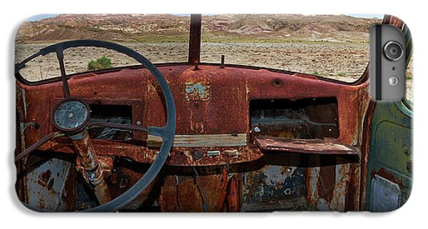 Truck iPhone 8 Plus Case - Going Nowhere... by Dennis D Croxall