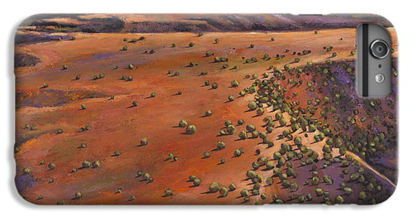 Shrub iPhone 8 Plus Case - High Desert Evening by Johnathan Harris