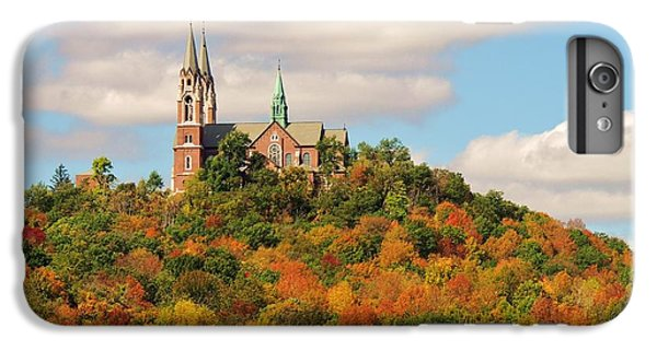 iPhone 8 Plus Case - Holy Hill In Living Colors by Red Cross