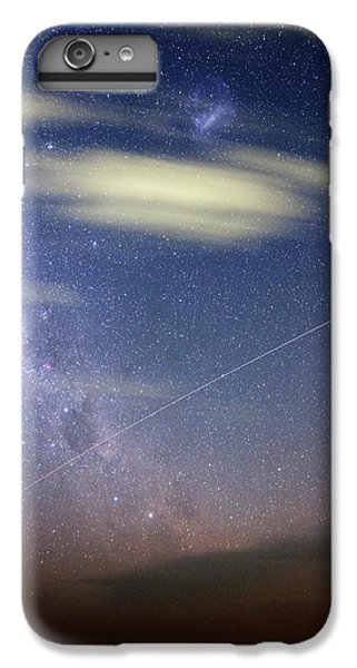 International Space Station iPhone 8 Plus Case - Iss In Southern Hemisphere Skies by Luis Argerich