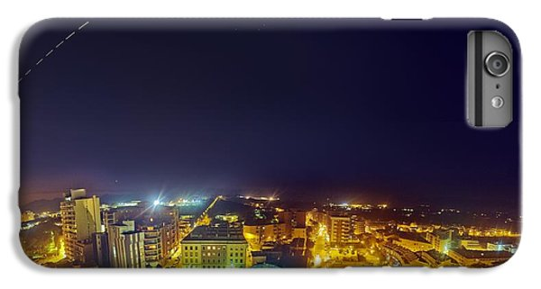 International Space Station iPhone 8 Plus Case - Iss Trail Over The Dali Museum by Juan Carlos Casado (starryearth.com)