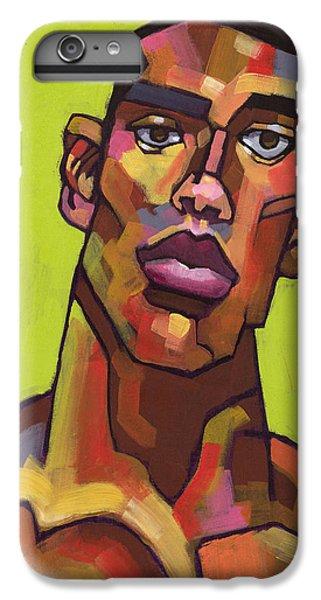 Portraits iPhone 8 Plus Case - Killer Joe by Douglas Simonson