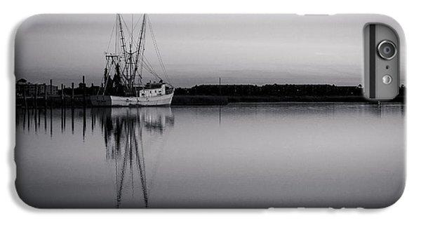 Shrimp Boats iPhone 8 Plus Case - Late Folly by Nicole Robinson