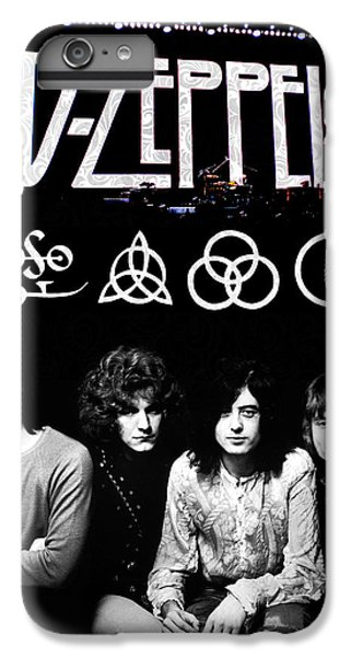 Drum iPhone 8 Plus Case - Led Zeppelin by FHT Designs