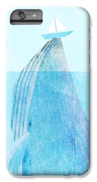Boat iPhone 8 Plus Case - Lift by Eric Fan