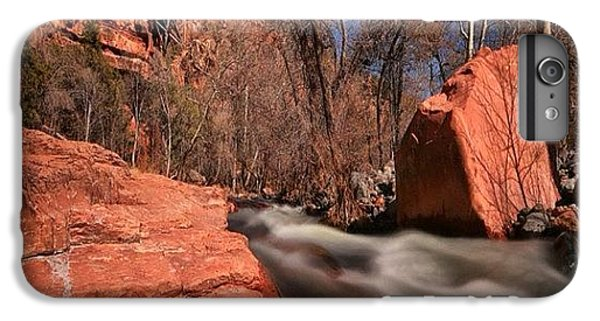 iPhone 8 Plus Case - Long Exposure Photo Taken In The Oak by Larry Marshall