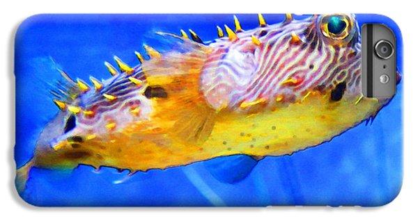 Scuba Diving iPhone 8 Plus Case - Magic Puffer - Fish Art By Sharon Cummings by Sharon Cummings