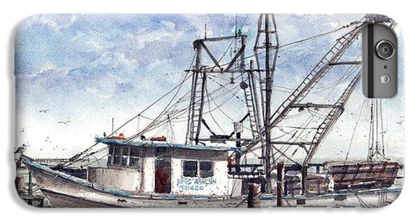 Shrimp Boats iPhone 8 Plus Case - Miss Ashlynn by Tim Oliver