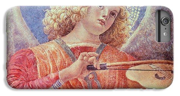Violin iPhone 8 Plus Case - Musical Angel With Violin by Melozzo da Forli