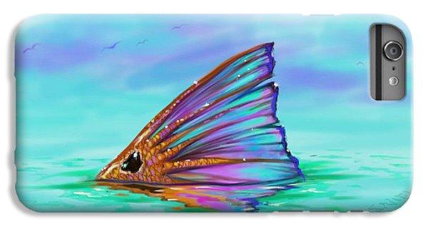 Shrimp Boats iPhone 8 Plus Case - Oasis  by Yusniel Santos