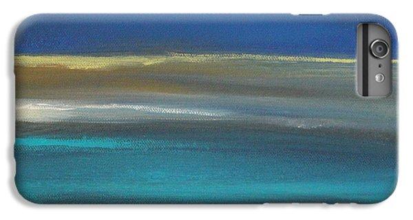 Sand iPhone 8 Plus Case - Ocean Blue 2 by Linda Woods