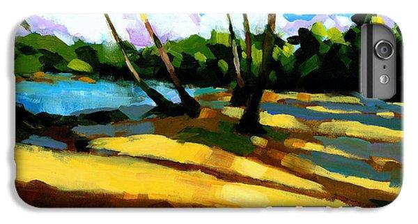 Sand iPhone 8 Plus Case - Playa Bonita 2 by Douglas Simonson