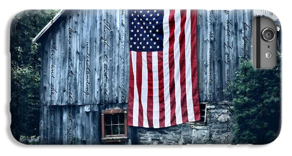 New England Barn iPhone 8 Plus Case - Pride by T-S Fine Art Landscape Photography