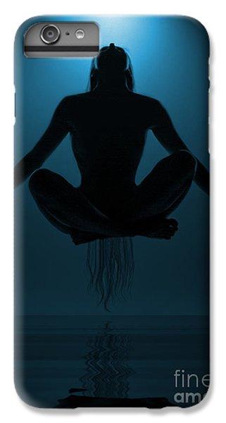 Magician iPhone 8 Plus Case - Reaching Nirvana.. by Nina Stavlund