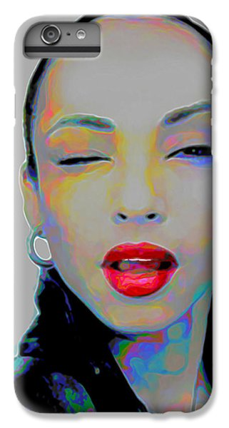 Rhythm And Blues iPhone 8 Plus Case - Sade 3 by Fli Art