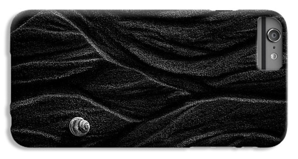 Sand iPhone 8 Plus Case - Sand And Shell by Stephen Clough
