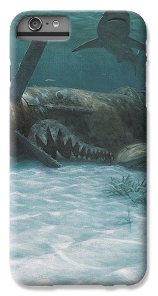 Scuba Diving iPhone 8 Plus Case - Sand Shark by Randall Scott
