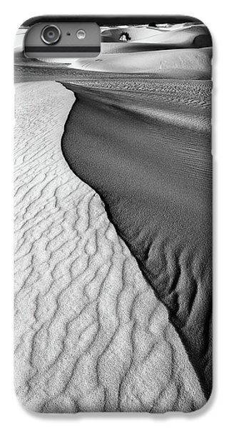 Sand iPhone 8 Plus Case - Sand Waves by Lydia Jacobs