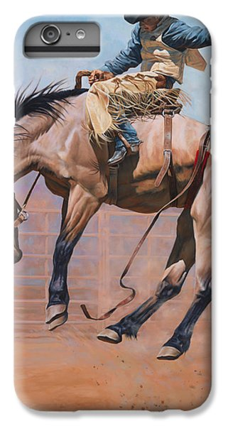 Horse iPhone 8 Plus Case - Sky High by JQ Licensing