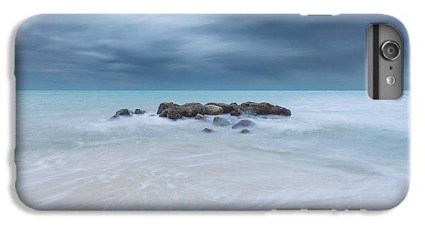 Sand iPhone 8 Plus Case - Solitude by Alexandru Popovski