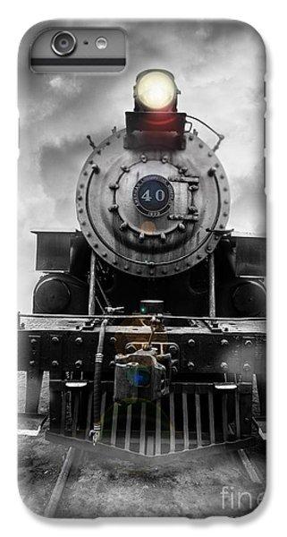 Train iPhone 8 Plus Case - Steam Train Dream by Edward Fielding