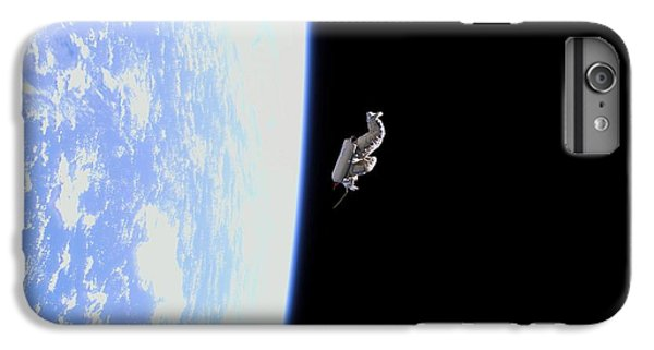 International Space Station iPhone 8 Plus Case - Suitsat Space Debris by Nasa/science Photo Library
