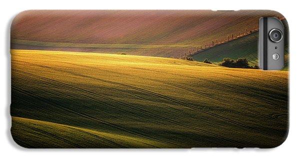 Shrub iPhone 8 Plus Case - Sunset Palette by Marek Boguszak
