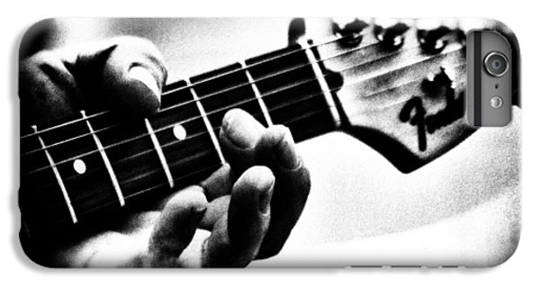 Guitar iPhone 8 Plus Case - The Guitar by Bob Orsillo