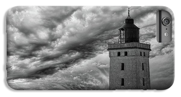 Sand iPhone 8 Plus Case - The Lighthouse Mood. by Leif L?ndal