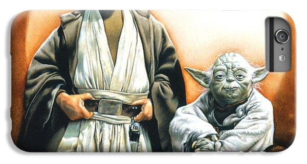 Fantasy iPhone 8 Plus Case - The Masters by Edward Draganski
